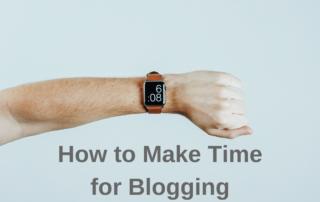 make-time-for-blogging